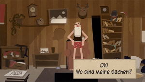 how2 E-Learning Agentur Beispiel how2 Weihnachtsgame